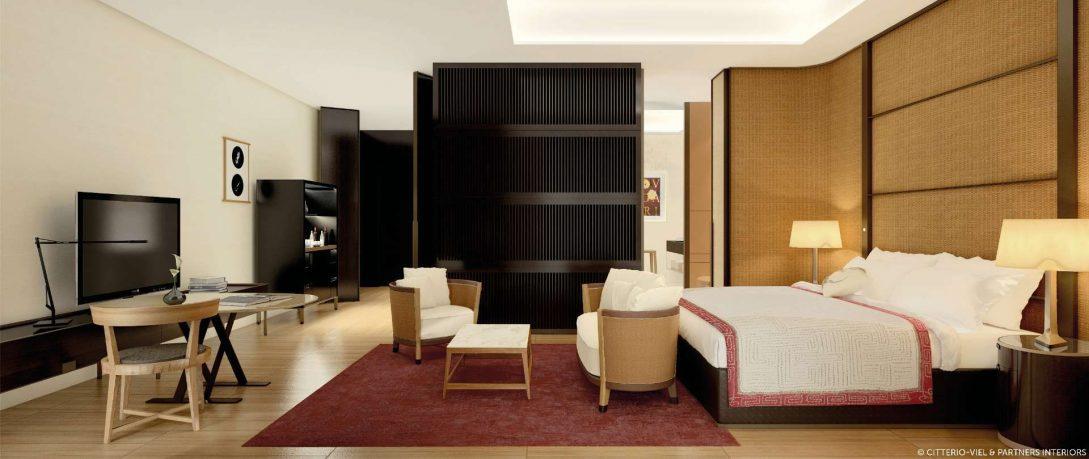 Bulgari Hotel Beijing Junior Suite