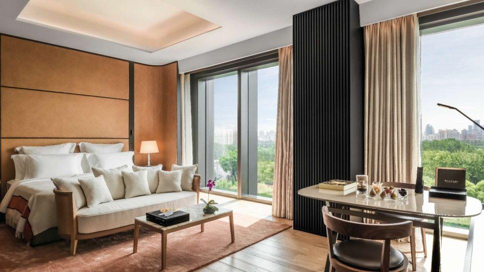 Bulgari Hotel Beijing Living Room