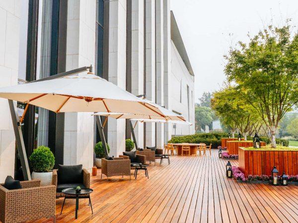 Bulgari Hotel Beijing Restaurant