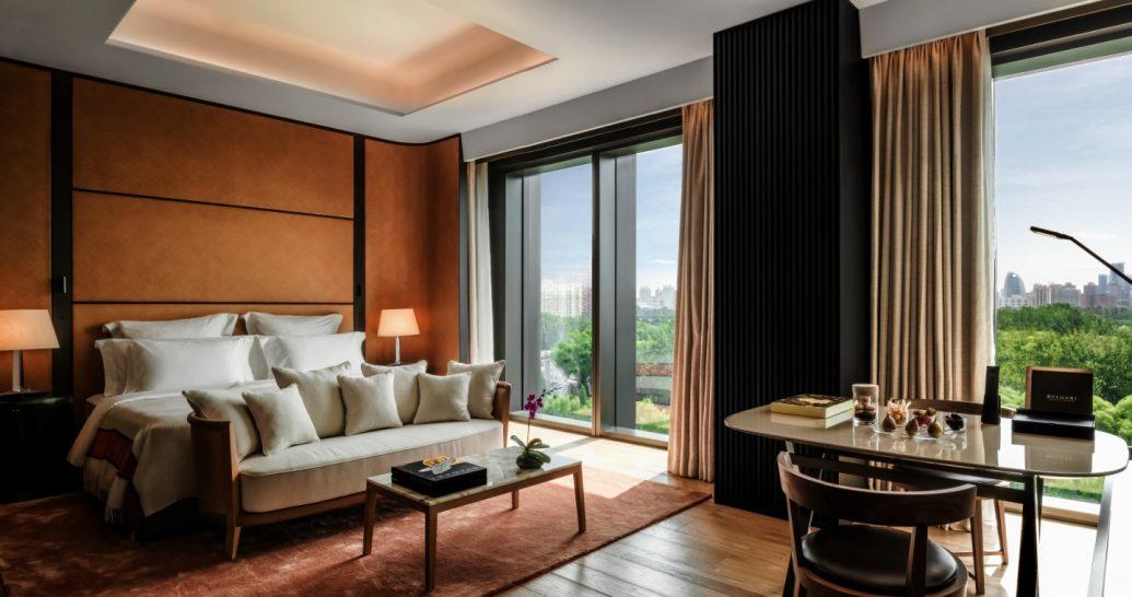 Bulgari Hotel Beijing Suite