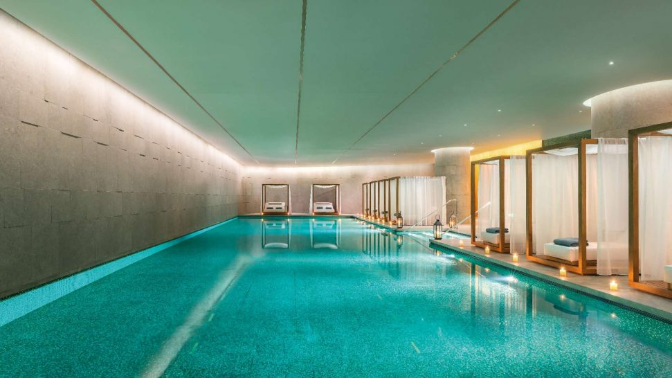 Bulgari Hotel Beijing Swimming Pool