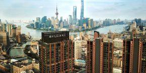 Bulgari Hotel, Shanghai