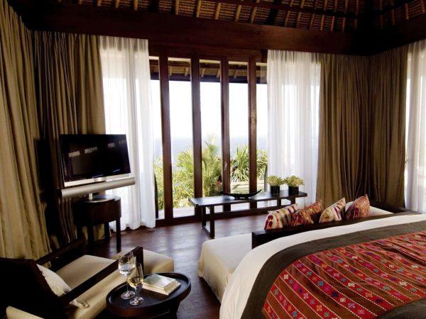 Bulgari Resort Bali Bedroom