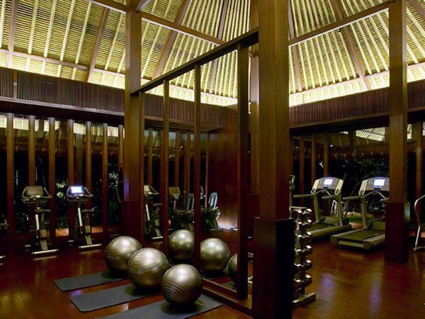 Bulgari Resort Bali Fitness Center