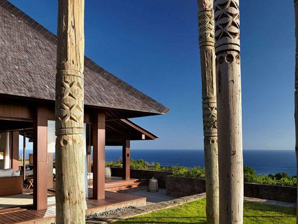 Bulgari Resort Bali Lobby