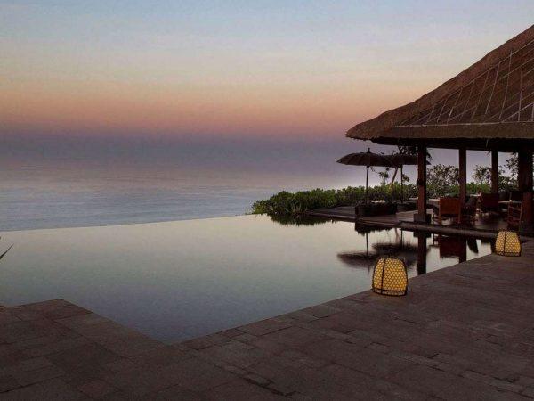 Bulgari Resort Bali Night Dinner