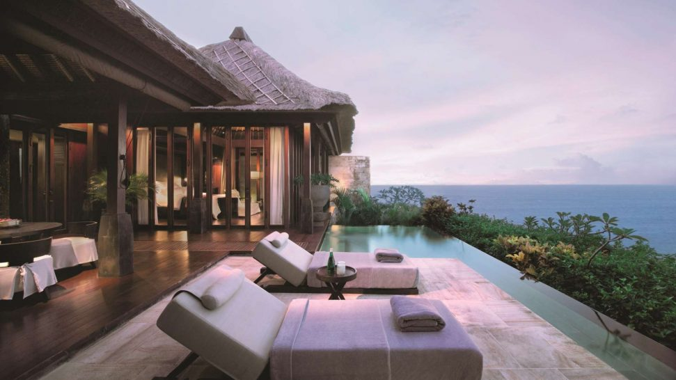 Bulgari Resort Bali Ocean View