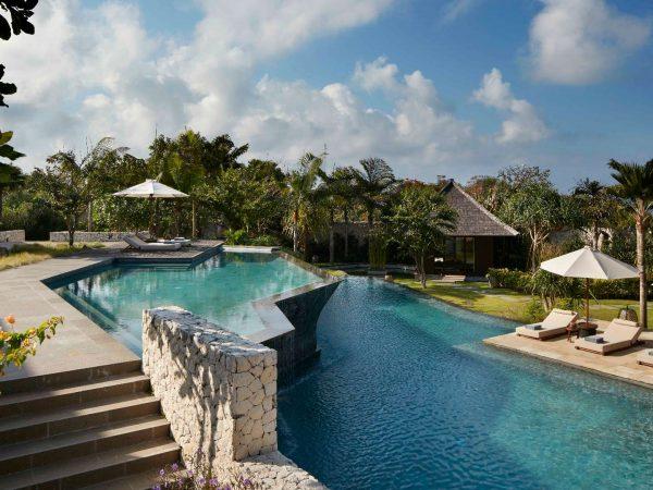 Bulgari Resort Bali Outside Area