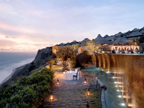 Bulgari Resort Bali Outside View