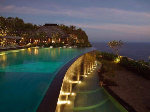 Bulgari Resort Bali Pool Area