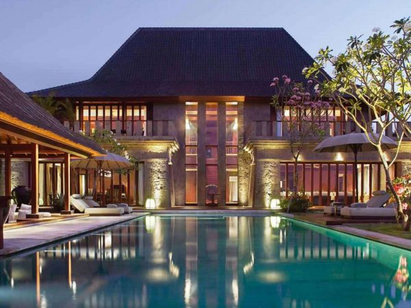 Bulgari Resort Bali Pool View