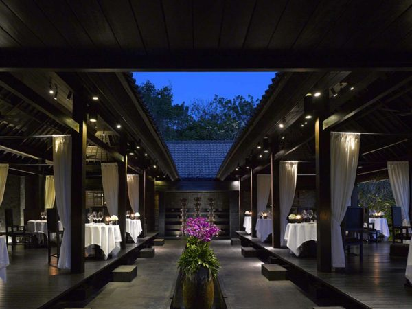Bulgari Resort Bali Ristorante Luca Fantin