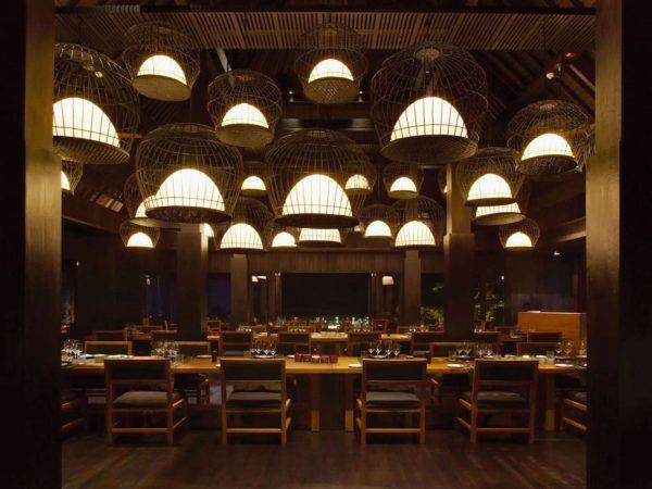 Bulgari Resort Bali Sangkar Restaurant