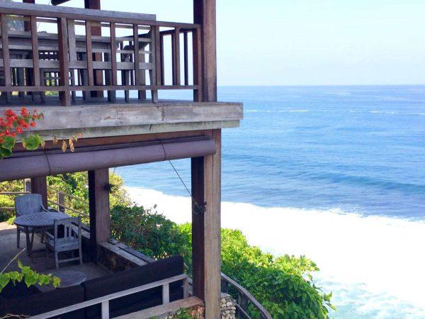 Bulgari Resort Bali Sea View