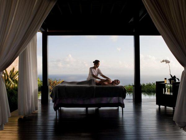 Bulgari Resort Bali Spa Massage