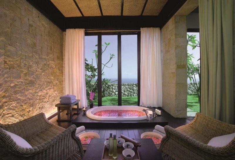 Bulgari Resort Bali spa room