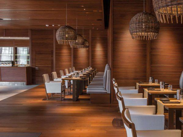 Bulgari Resort Dubai Cafe