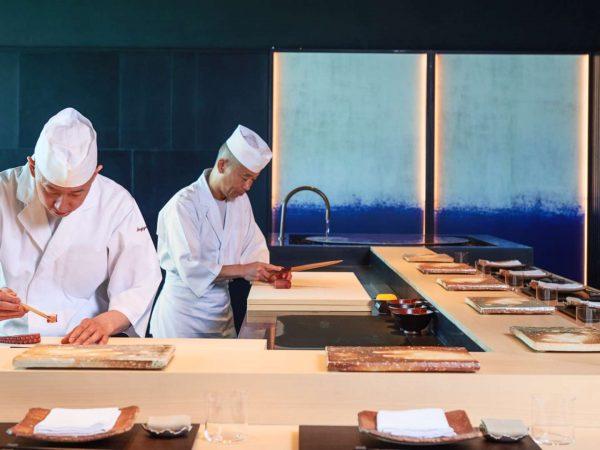 Bulgari Resort Dubai Cooking