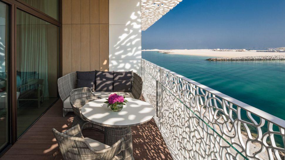 Bulgari Resort Dubai DeluxeBeach Bedroom
