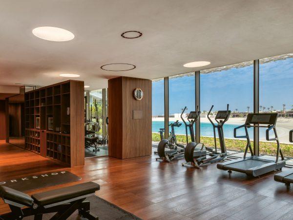 Bulgari Resort Dubai Gym