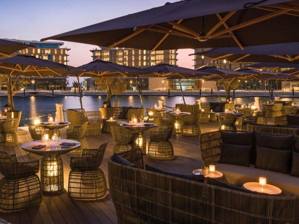 Bulgari Resort Dubai Restaurant