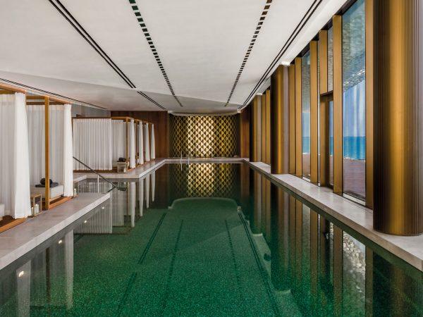 Bulgari Resort Dubai Spa Pool