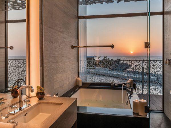 Bulgari Resort Dubai Suite Bathroom