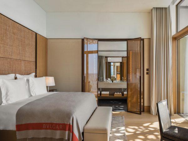 Bulgari Resort Dubai Suite Bedroom