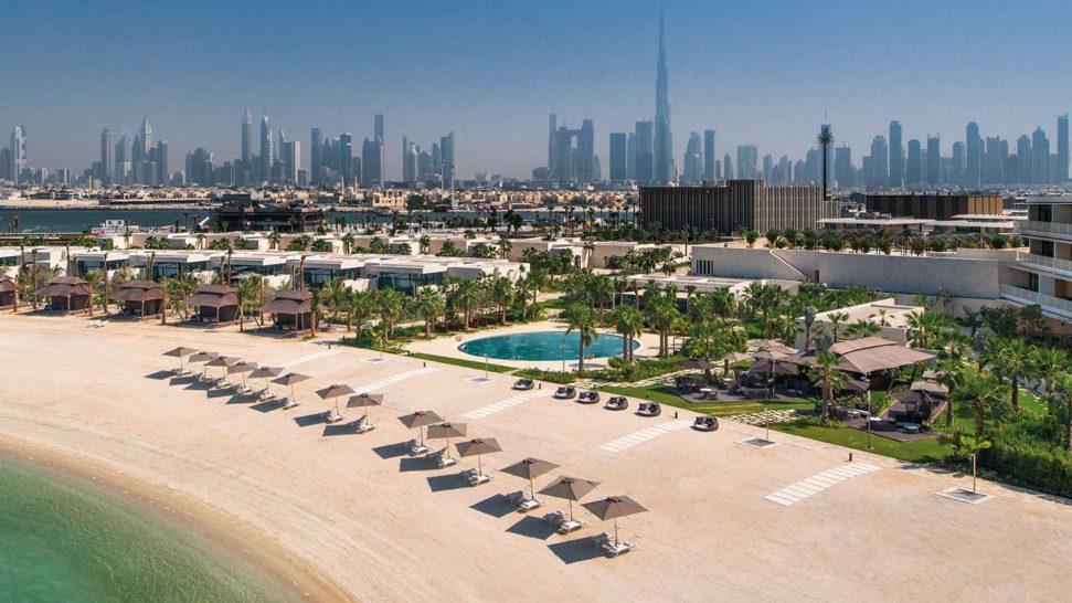 Bulgari Resort Dubai Top View