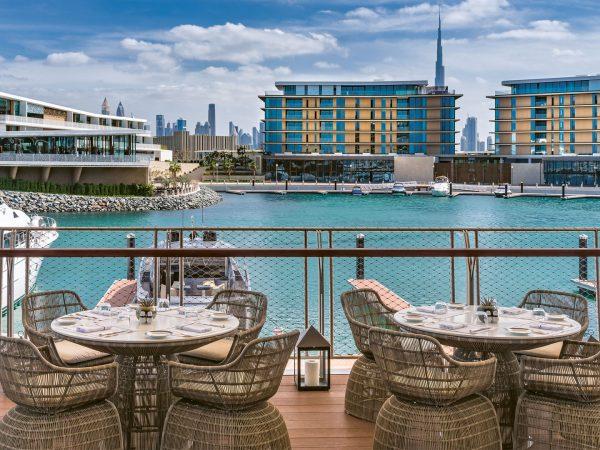 Bulgari Resort Dubai Yacht Club Restaurant