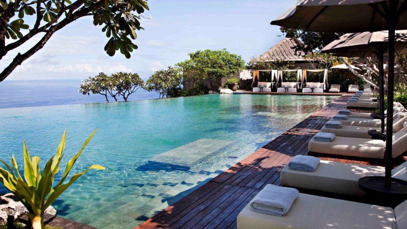 Bulgari Resort Bali Pool