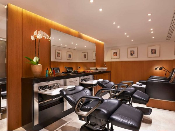 Bvlgari hotel London Neville Hair and Beauty