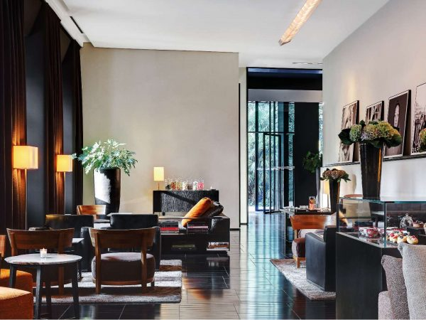 Bvlgari hotel London outer