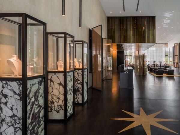 Bvlgari hotel beijing interior