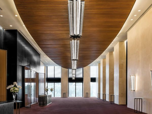 Bvlgari hotel beijing lobby-area