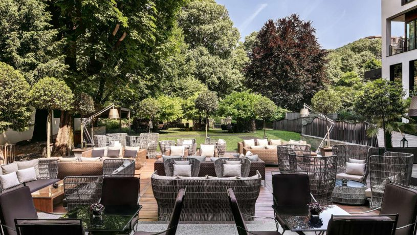 Bvlgari hotel milano Garden copia