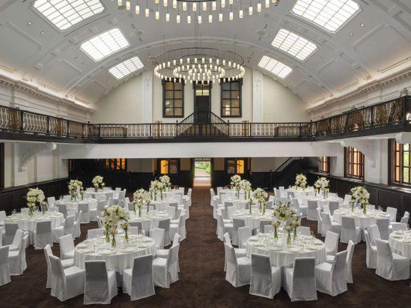 Bvlgari hotel shanghai Ballroom
