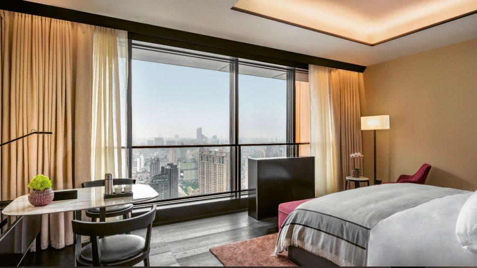 Bvlgari hotel shanghai Deluxe Suite