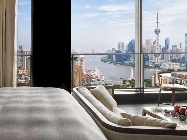 Bvlgari hotel shanghai Superior Room