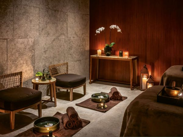 Bvlgari hotel shanghai spa room
