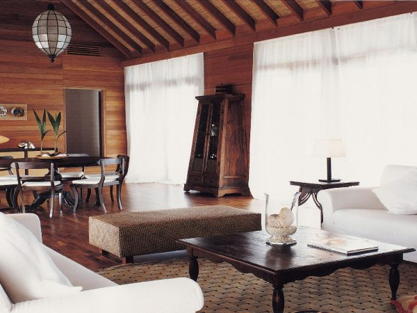 Como Cocoa Island Villa Living Room