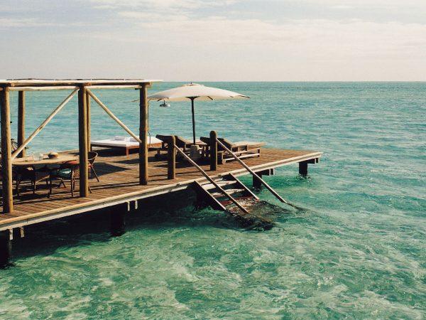 Como Cocoa Island Villa Sundeck