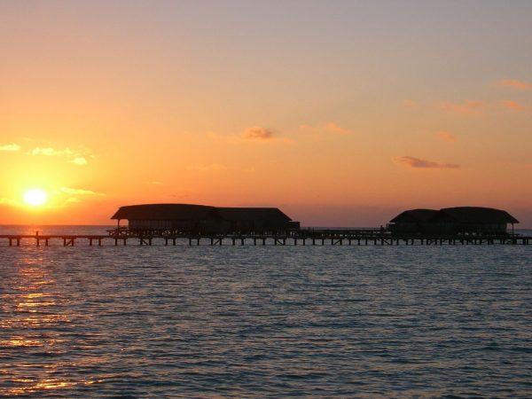 Como Cocoa Island Villa Sunrise