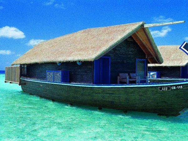 Como Cocoa Island Dhoni Suite Exterior