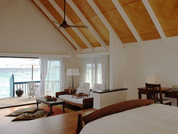 Como Cocoa Island Dhoni Suite Interior