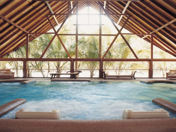 Como Cocoa Island Hydrotherapy Pool
