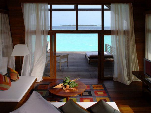 Como Cocoa Island Loft Villa Lounge Area