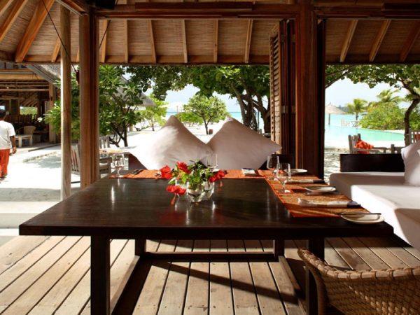 Como Cocoa Island Ufaa Restaurant