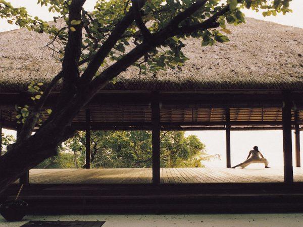Como Cocoa Island Yoga Pavilion