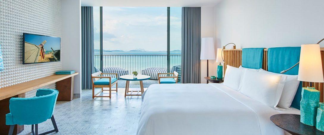 COMO Point Yamu Veranda Suite Bedroom